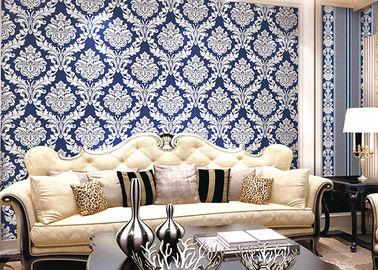Papel pintado moderno del precio bajo del damasco del PVC del estilo para la decoración de la oficina/de la casa, CE del SACO