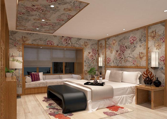 embossed small flower pattern wallpaper for living rooms vintage flowered wallpaper