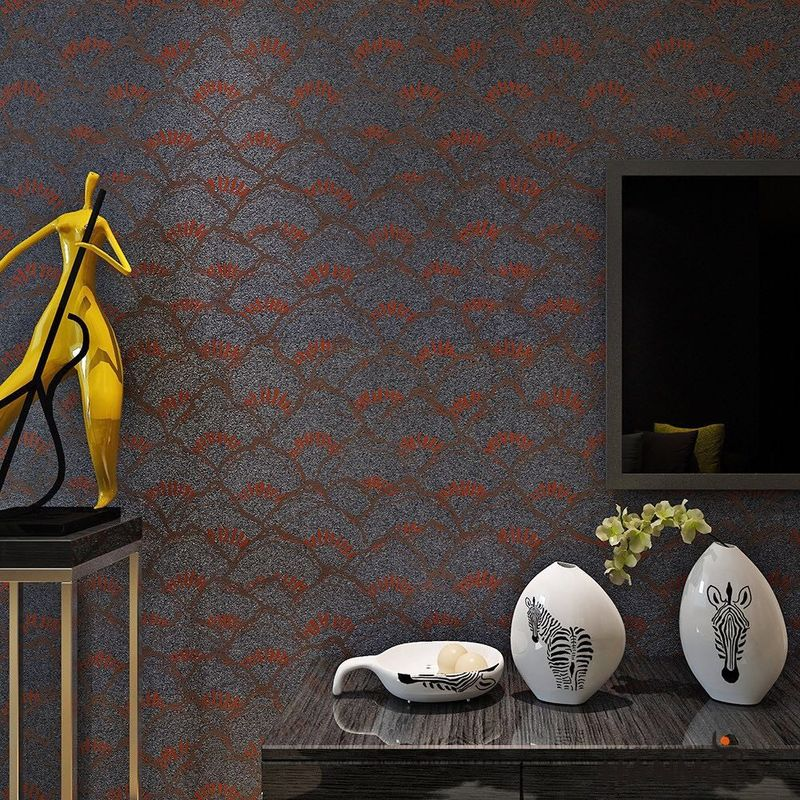 New Popular Plant Fiber Particle Wallpaper for Wall Manufacturer Designer from China